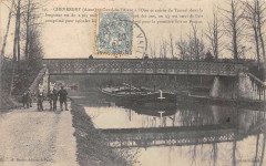 Chevregny Canal De L'Aisne A L'Oise Entree Du Tunnel - Chevregny