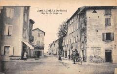 Lablachere Ardeche Route De Joyeuse - Lablachère