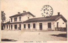 Bar Sur Aube La Gare - Bar-sur-Aube