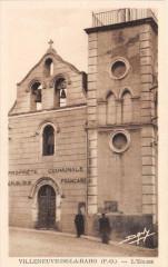 Villeneuve De La Raho L'Eglise - Villeneuve-de-la-Raho