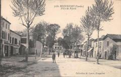Roquefort Landes Place Du Pijorin - Roquefort