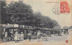 Fontenay Sous Bois Le Marche 94 Fontenay-sous-Bois