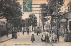 Fontenay Sous Bois Avenue De La Republique 94 Fontenay-sous-Bois