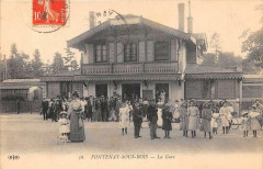 Fontenay Sous Bois La Gare 94 Fontenay-sous-Bois