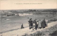 Cantonnement Du Penitencier Par La Couronne Charente - La Couronne