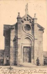 Villeneuve De Berg Notre Dame De La Pitie (dos non divisé) - Villeneuve-de-Berg