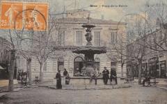 Meze Place De La Mairie - Mèze