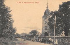 Le Pin Par Moyaux Calvados Eglise - Moyaux