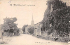 Mesanger Le Haut Bourg - Mésanger