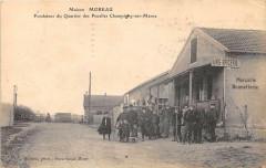 Champigny Sur Marne Maison Moreau Fondateur Du Quartier Des Pucelles 94 Champigny-sur-Marne