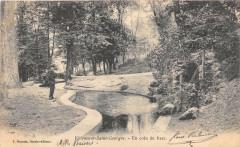 77 VilleneuveSaint-Georges Un Coin Du Parc (dos non divisé) 94 Val de Marne