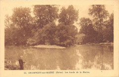 Champigny Sur Marne Le Bord De La Marne 94 Champigny-sur-Marne