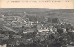 Chevreuse La Vallee Vers Saint Remy - Chevreuse