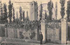 Champigny Sur Marne Le Monument De 1870 94 Champigny-sur-Marne