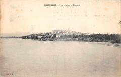 Mallemort Vue Prise De La Durance - Mallemort