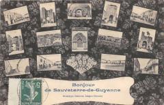 Bonjour De Sauveterre De Guyenne - Sauveterre-de-Guyenne