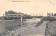 Cuxac D'Aude Le Pont Sur L'Aude - Cuxac-d'Aude