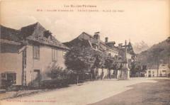Saint Savin Place Du Trey - Saint-Savin