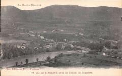 Vue Sur Boussens Chateau Roquefort - Boussens