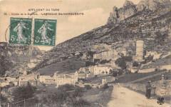 La Roque Sainte Marguerite - La Roque-Sainte-Marguerite