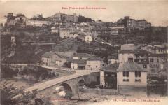 Saint Lizier Vue Generale - Saint-Lizier