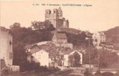Saint Nectaire L'Eglise - Saint-Nectaire