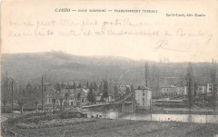 Cambo Pont Suspendu Etablissement - Sus