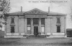 Saint Marcellin Le Palais De Justice - Saint-Marcellin