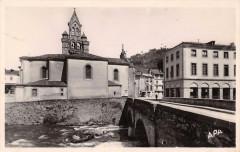 Seix L'Eglise Le Pont Hotel De Ville - Seix