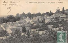 Saint Prix Vue Generale - Saint-Prix