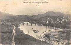 La Vallee De La Loire A Retournac - Retournac