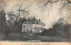 Sentheim Vue Du Chateau - Sentheim