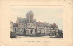Environs De Magny Chateau D'Ambleville - Ambleville