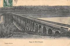 Digue De Saint Ciergues - Saint-Ciergues