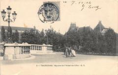 Tourcoing Square De L'Hotel De Ville - Tourcoing