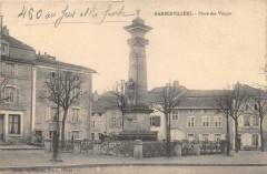 Rambervillers Place Des Vosges - Rambervillers