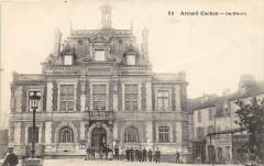 Arcueil Cachan La Mairie 94 Arcueil