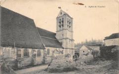 Vaureal Eglise De Vaureal - Vauréal