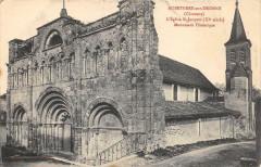 Aubeterre Sur Dronne L'Eglise - Aubeterre-sur-Dronne