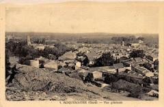 Roquemaure Vue Generale - Roquemaure