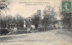 Lectoure Promenade Du Bastion - Lectoure