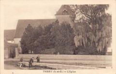 Thoiry L'Eglise - Thoiry