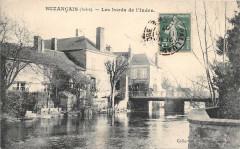 Buzancais Les Bords De L'Indre - Buzançais