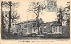 Arcueil Cachan Maison Raspail Hospice Vieillards 94 Arcueil