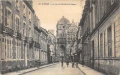 Alencon La Rue Du Bercail - Alençon