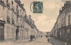 Villeneuve Sur Yonne Rue Carnot - Villeneuve-sur-Yonne