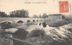 Tonnerre Pont Et Cascade De La Scierie - Tonnerre