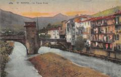 Sospel Le Vieux Pont - Sospel