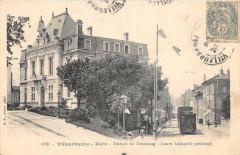 Villeurbanne Mairie Station Du Tramway Cours Lafayette Prolonge - Villeurbanne