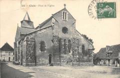 Cluis Place De L'Eglise - Cluis